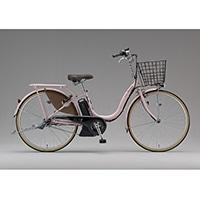 【自転車】《ブリヂストン》電動アシスト自転車 アシスタファイン A4FC19 24インチ 3段 E.Xサント?ヒ?ンク