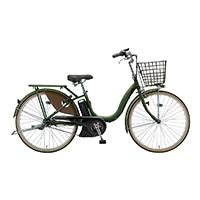 【自転車】《ブリヂストン》電動アシスト自転車 アシスタファイン A4FC19 24インチ 3段 E.Xナチュラルオリーブ