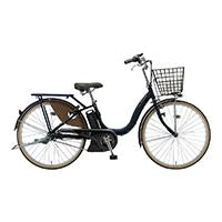【自転車】《ブリヂストン》電動アシスト自転車 アシスタファイン A4FC19 24インチ 3段 E.Xモダンブルー