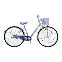 【自転車】《ブリヂストン》エコパル 20インチ ラベンダー