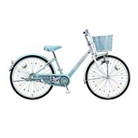 【自転車】《ブリヂストン》エコパル 20インチ ブルー