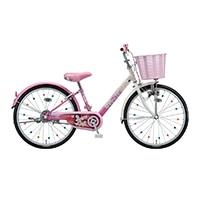 【自転車】《ブリヂストン》エコパル 20インチ ピンク