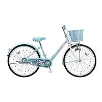 【自転車】《ブリヂストン》エコパル 22インチ ブルー