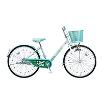 【自転車】《ブリヂストン》エコパル 22インチ ミント