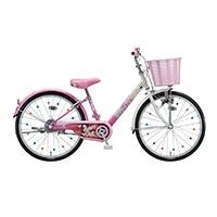 【自転車】《ブリヂストン》エコパル 22インチ ピンク