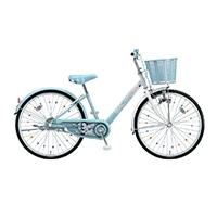 【自転車】《ブリヂストン》エコパル 24インチ ブルー