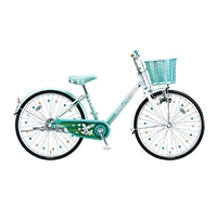 【自転車】《ブリヂストン》エコパル 24インチ ミント