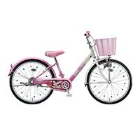 【自転車】《ブリヂストン》エコパル 24インチ ピンク