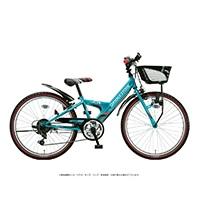 【自転車】《ブリヂストン》エクスプレスジュニア 外装6段 24インチ エメラルドグリーン