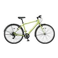 【自転車】《ブリヂストン》クロスバイク ティービーワン TB1 フレーム420mm TB420 7段 T.Xネオンライム