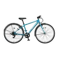 【自転車】《ブリヂストン》クロスバイク ティービーワン TB1 フレーム420mm TB420 7段 E.Xスモ-クブルー