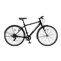 【自転車】《ブリヂストン》クロスバイク ティービーワン TB1 フレーム480mm TB480 7段 E.Xブラック