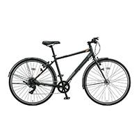 【自転車】《ブリヂストン》クロスバイク ティービーワン TB1 フレーム480mm TB480 7段 T.Xマットグレー