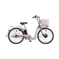 【自転車】《ブリヂストン》ラクあし電動アシスト自転車 フロンティアラクット 24インチ FK4B40 P.Xミスティラベンダー