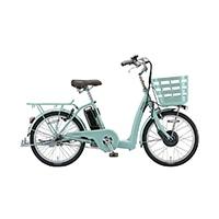 【自転車】《ブリヂストン》ラクあし電動アシスト自転車 フロンティアラクット 24インチ FK0B40 P.Xミステイミント