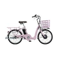 【自転車】《ブリヂストン》ラクあし電動アシスト自転車 フロンティアラクット 20インチ FK0B40 P.Xミスティラベンダー
