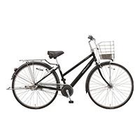 【自転車】《ブリヂストン》アルベルトSスクール 内装5段 オートライト27インチ F.ピアノブラック