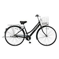 【自転車】《ブリヂストン》アルベルトLスクール 内装5段 オートライト27インチ F.ピアノブラック