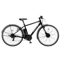 【ネット限定事前予約210609】【自転車】《ブリヂストン》電動クロスバイク TB1e ティービーワンe TB7B41 27インチ 7段 E.Xブラック