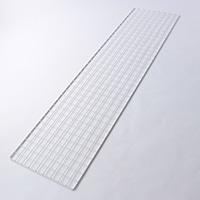 <ワイヤーネット>メッシュパネル 450×1800 白 PJ1845-2
