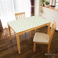 貼ってはがせるテーブルデコ モザイクタイル グリーン  90×150cm