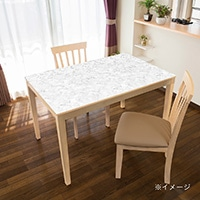貼ってはがせるテーブルデコ 大理石 90×150cm