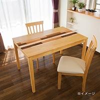 貼ってはがせるテーブルデコ 寄せ木 30×150cm
