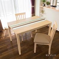 貼ってはがせるテーブルデコ スクラップウッド グリーン 30×150cm