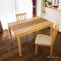 貼ってはがせるテーブルデコ モザイクウッド 30×150cm