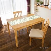 貼ってはがせるテーブルデコ モザイクタイル グリーン 30×150cm
