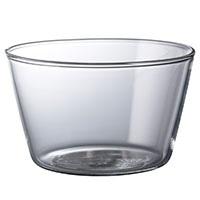 耐熱ガラス製カップ 浅型