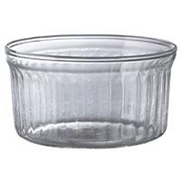 耐熱ガラス製カップ ココット型