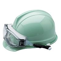 UVEX ゴーグル型保護メガネX9302SPGGY