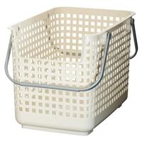 【店舗取り置き限定】SCB-6 ランドリーサポートバスケット ホワイト
