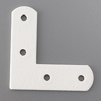(セレクツ)平折S マットホワイト