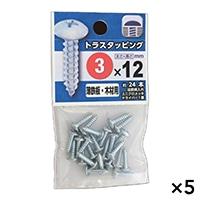 【ケース販売】トラスタッピング 3X12×5個[4979874453617×5]