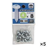 【ケース販売】トラスタッピング 4X8×5個[4979874453686×5]