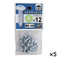【ケース販売】トラスタッピング 4X12×5個[4979874453709×5]
