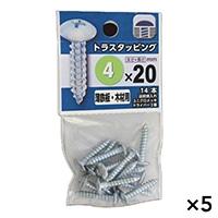 【ケース販売】トラスタッピング 4X20×5個[4979874453723×5]