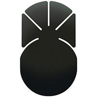 貼付けベース 扇 大 VP−93