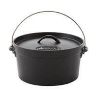 【LOGOS】ダッチオーブン10インチディープ