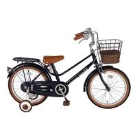 【自転車】【全国配送】《シナネン》イーストボーイキッズ 18インチ ネイビー【別送品】