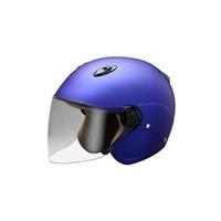 ユニカー工業 MATTEDセミジェットヘルメット ブルー