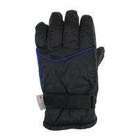 【2020秋冬】ユニカー工業 バイク用防寒カラーグローブDX BS-087BL ブルー