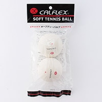 CLB-401WTバルブ式軟式テニスボール