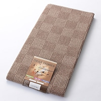 折畳カーペット ブルック 江戸間2畳 ブラウン