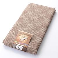 折畳カーペット ブルック 江戸間3畳 ブラウン