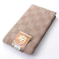 【数量限定】折畳カーペット ブルック 江戸間4.5畳 ブラウン
