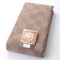 折畳カーペット ブルック 江戸間6畳 ブラウン