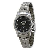クレファー 腕時計 アナログレディースウォッチ 525 C-TEV-3413-BKS